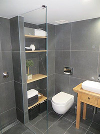 Bathroom and Toilet plumbing fit out